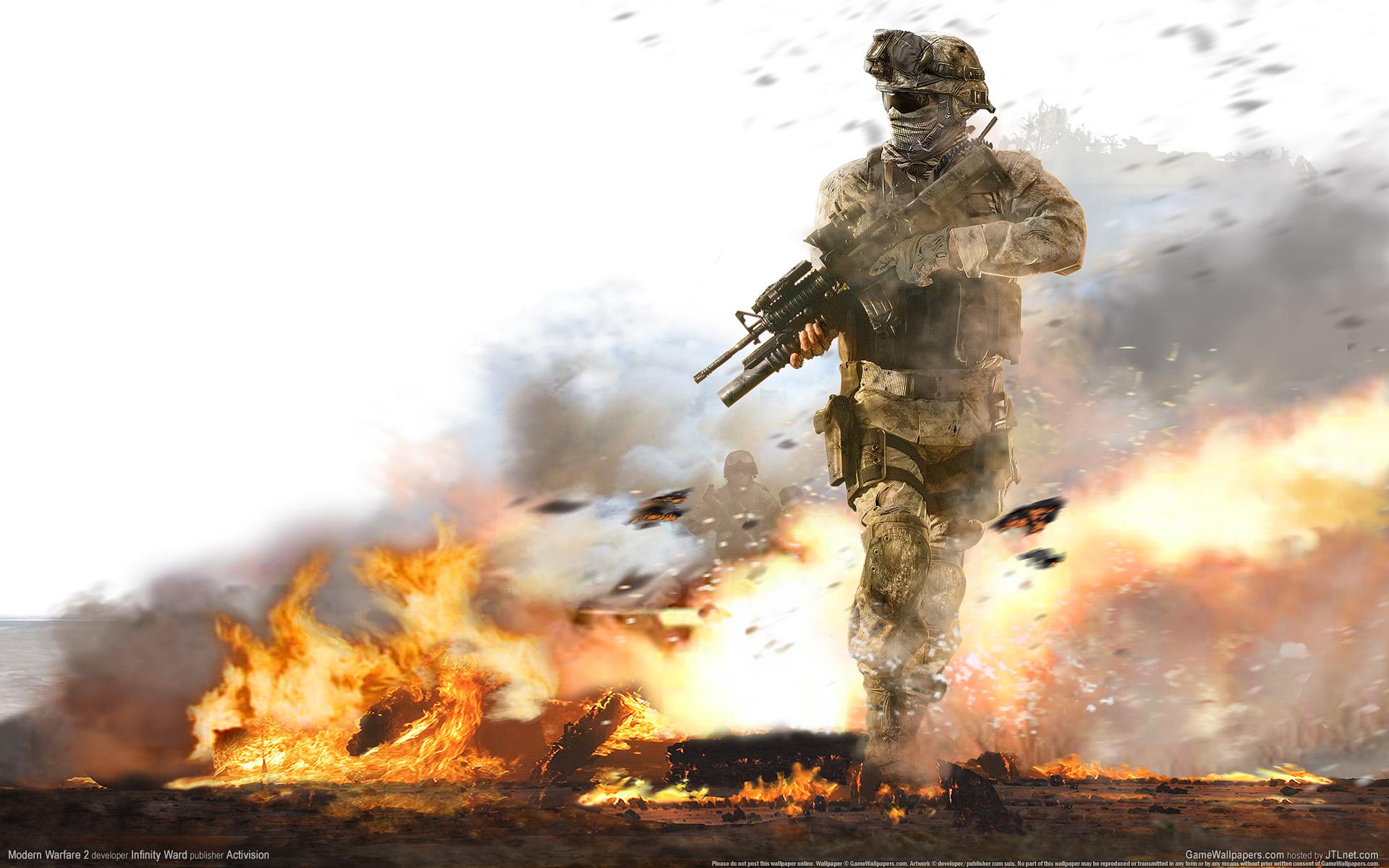 71 Modern Warfare Wallpaper On Wallpapersafari