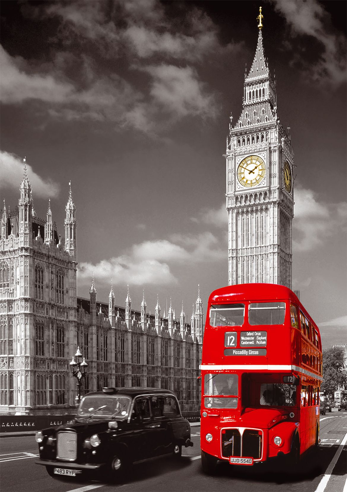 london big ben and red bus led canvas 24 99 london big ben and red 1169x1654