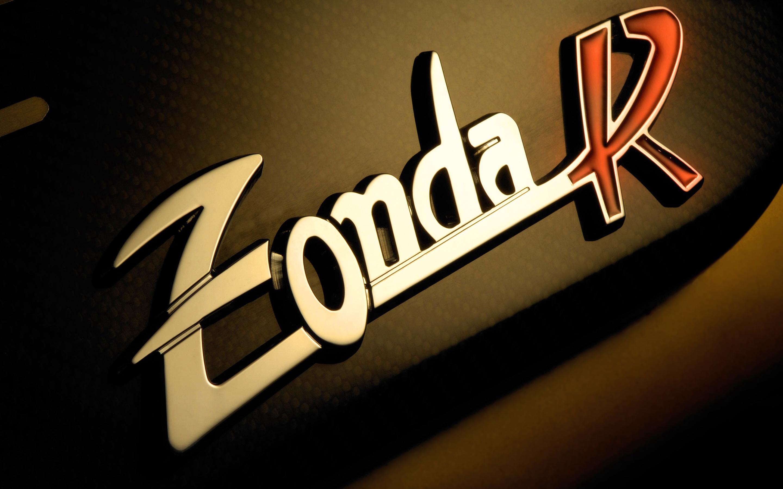 Pagani Zonda Logo Widescreen Wallpaper 59094 2880x1800px 2880x1800