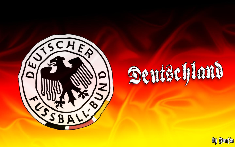 Team Wallpaper 1440x900 Germany Team Flags Deutschland Football 1440x900