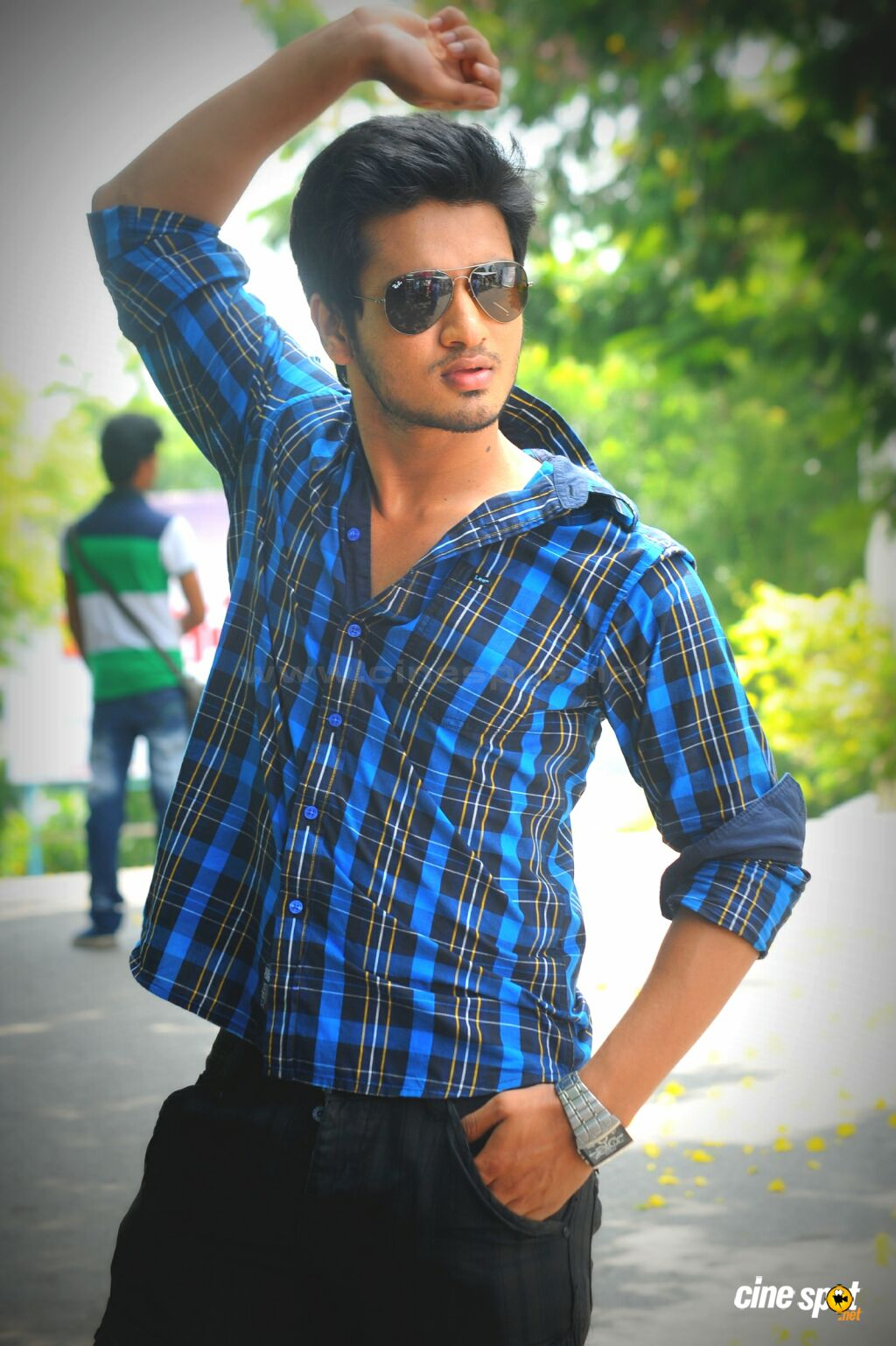 Nikhil Siddharth Photos in Swamy Ra Ra 1 1024x1538