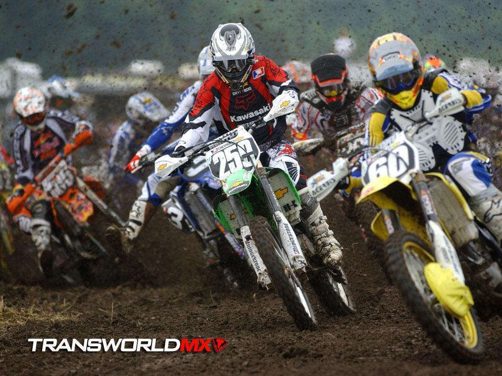 Motocross Wallpaper 1024x768