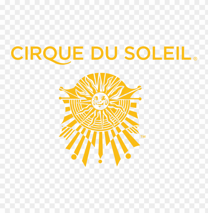 cirque du soleil logo PNG image with transparent background TOPpng 840x859