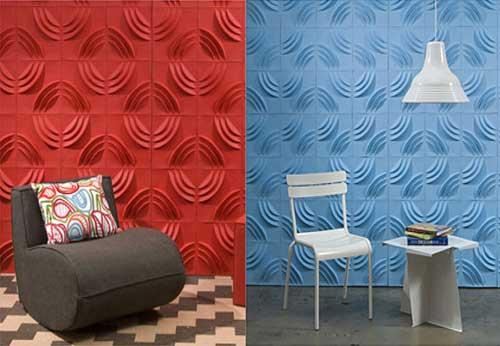 inexpensive wall decor textured wallpaperHomedesignxtremecom 500x346