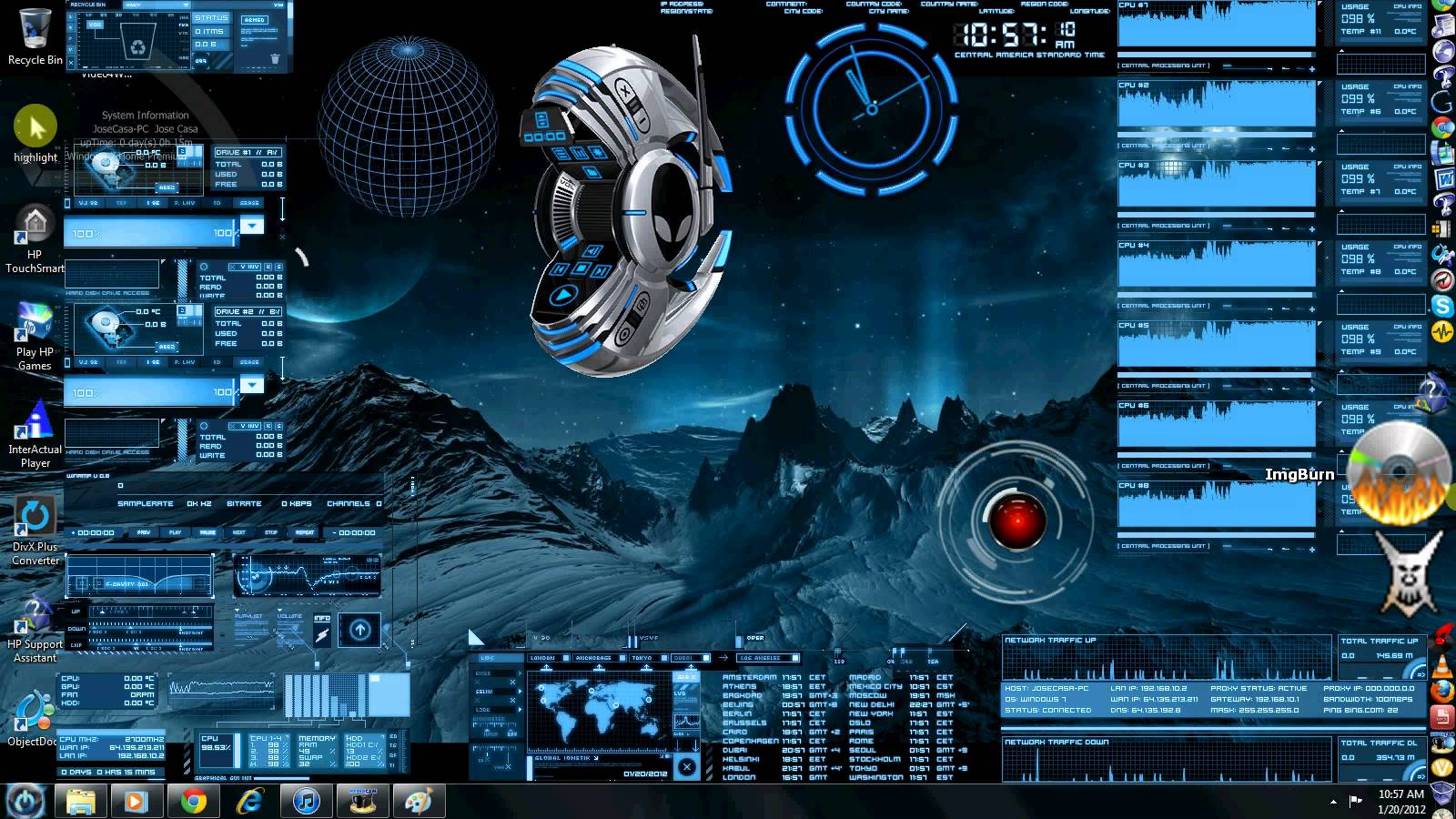 3d themes for windows 7 ultimate free download