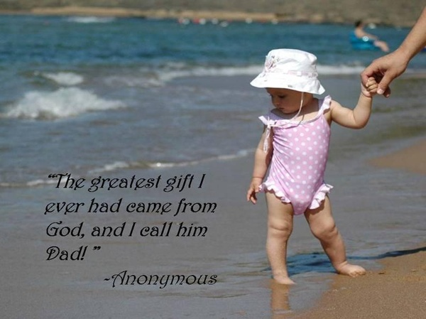 father and daughter lovingfathers day quotes and sayingswallpapers 600x449