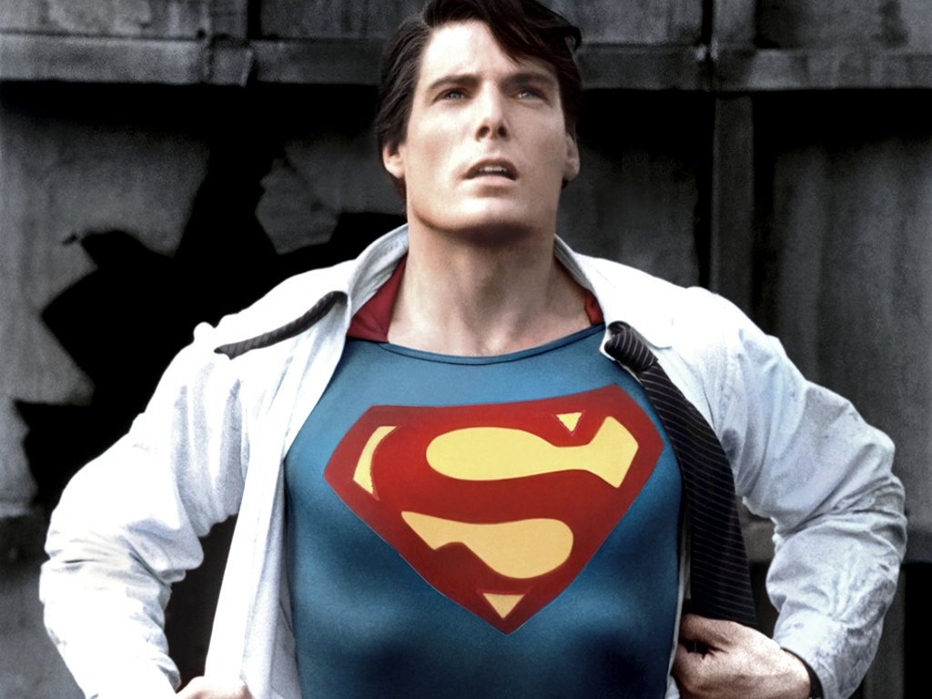 Christopher Reeve Superman Wallpapers 1024x768