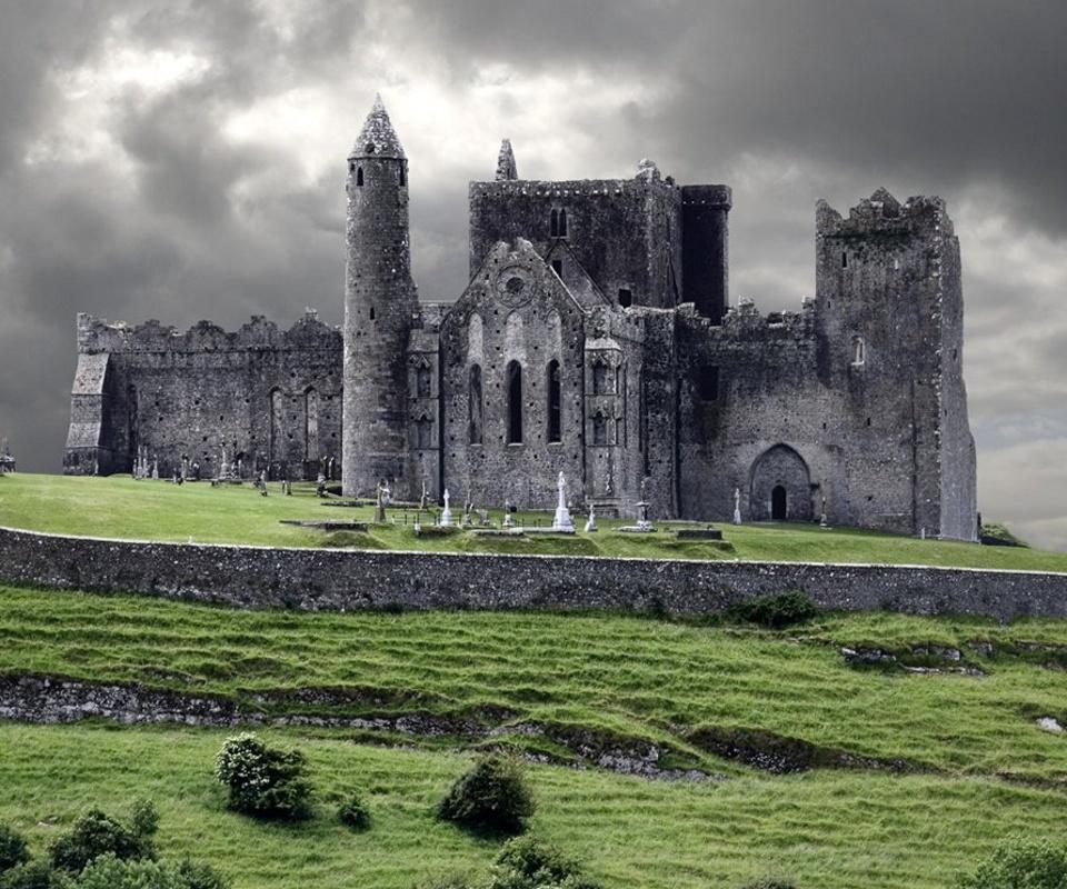 Irish castle wallpaper background wallpapersafari - Ireland background wallpaper ...