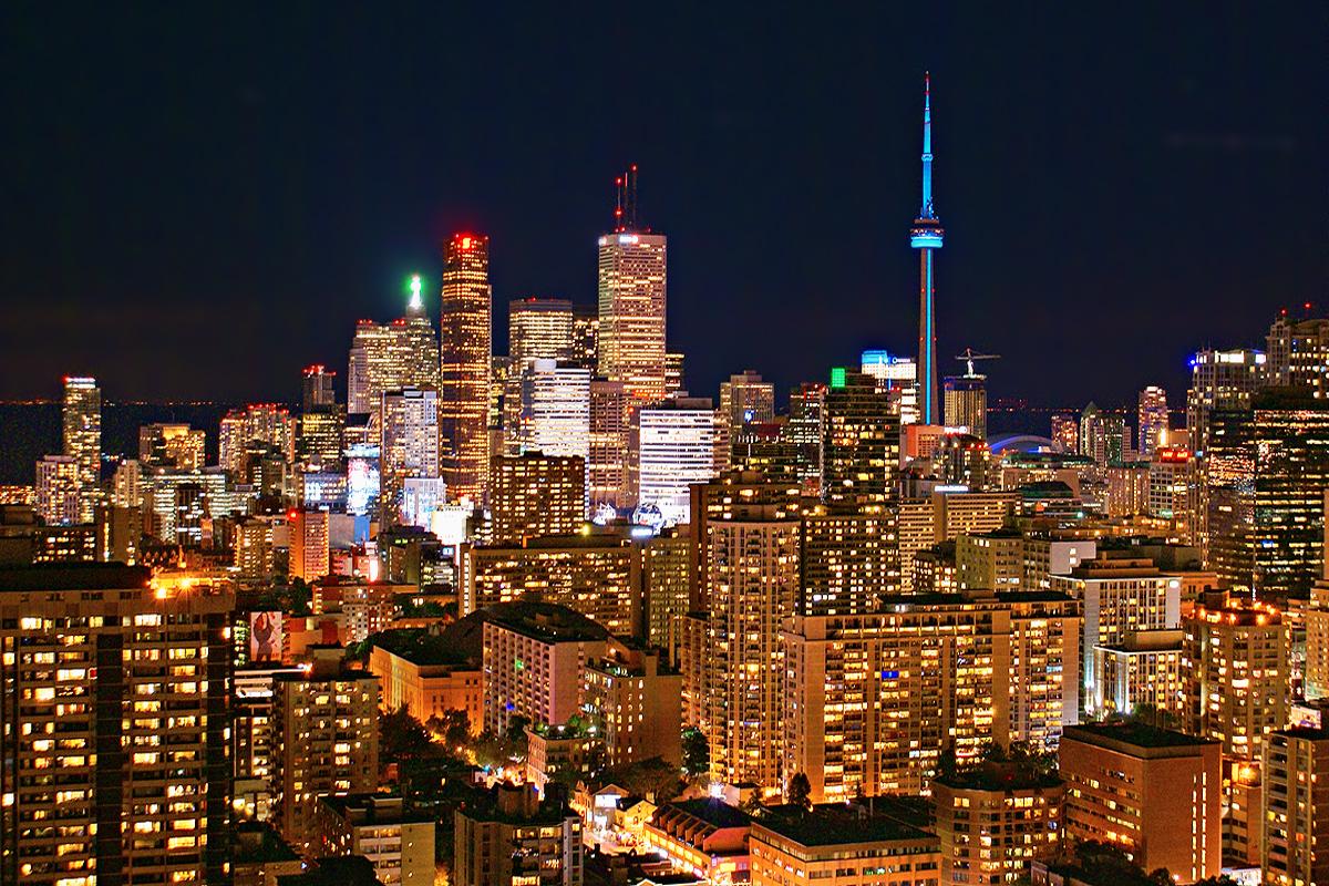 Toronto Wallpaper Hd Wallpapersafari