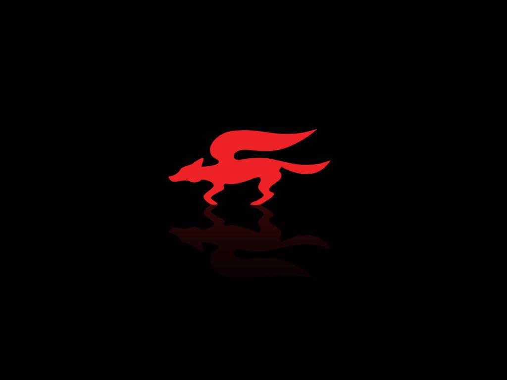 Fox Logo Wallpapers 1024x768