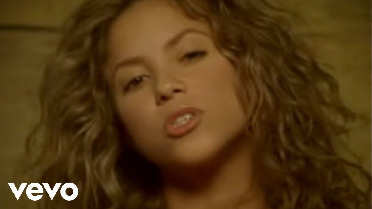 Shakira   Hips Dont Lie ft Wyclef Jean 1280x720