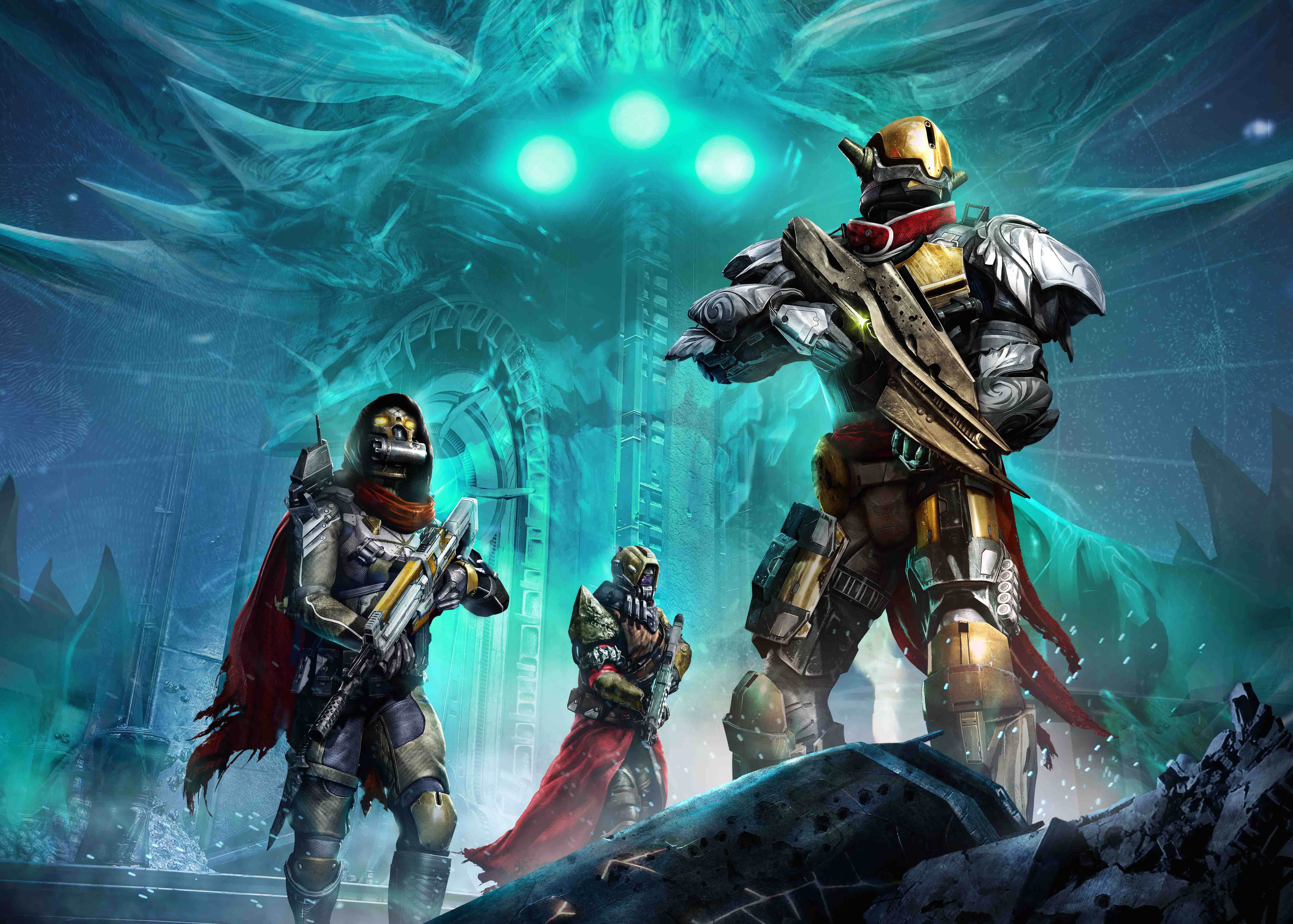 379 Destiny HD Wallpapers Background Images 7209x5154