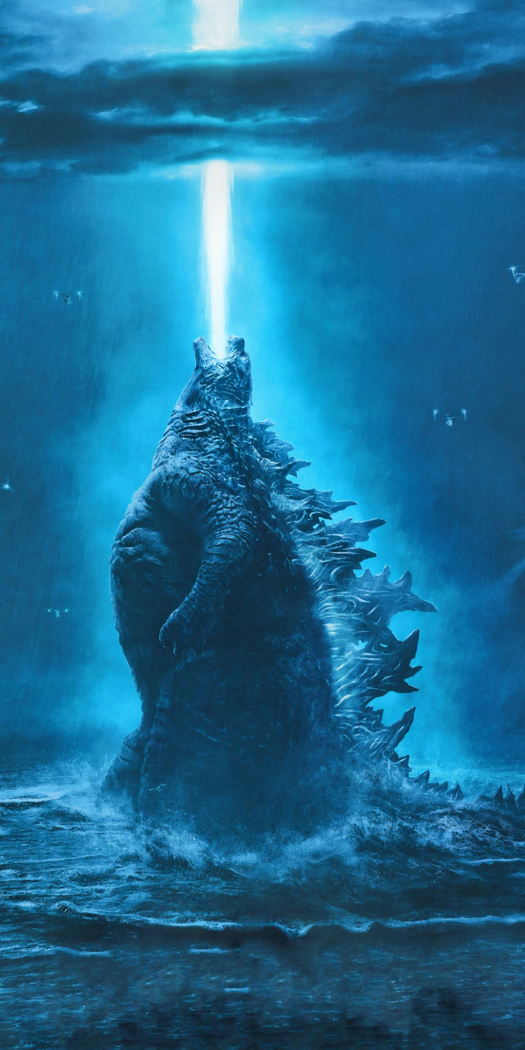 1080x2160 Godzilla King of The Monsters movie 2019 Wallpaper 1080x2160