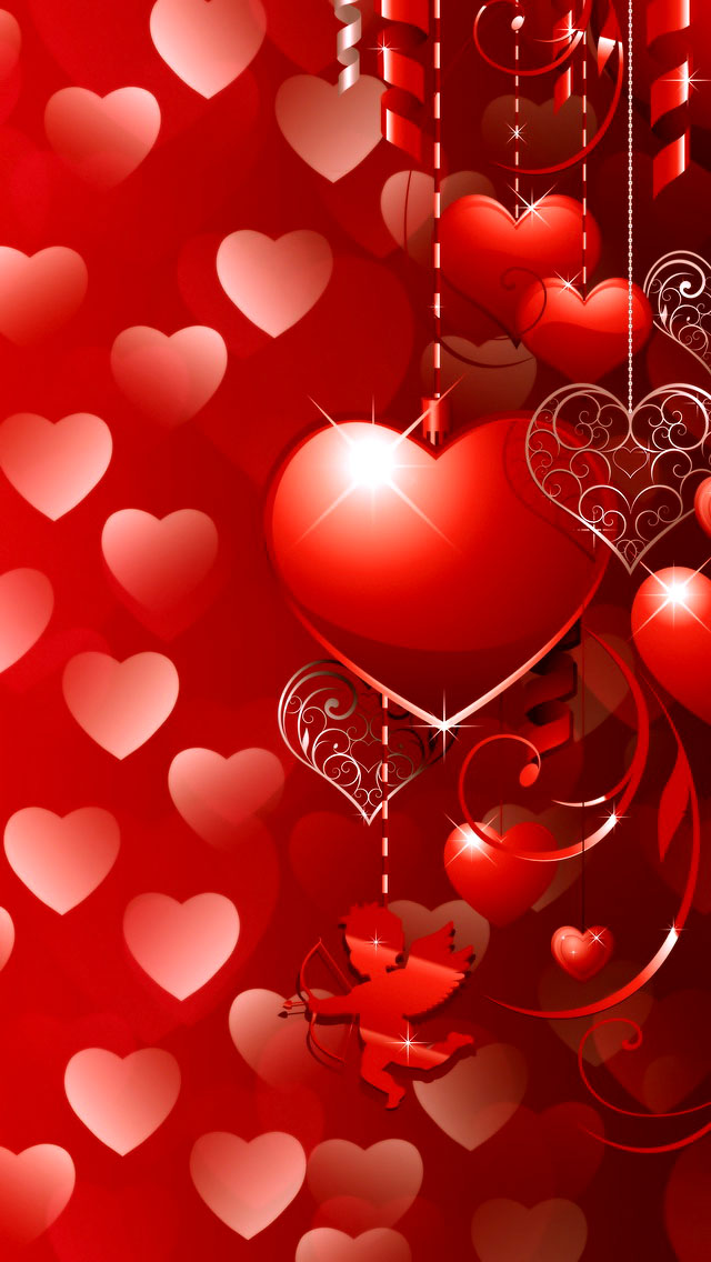 valentine wallpaper iphone wallpaper for iphone wallpapersafari 1330
