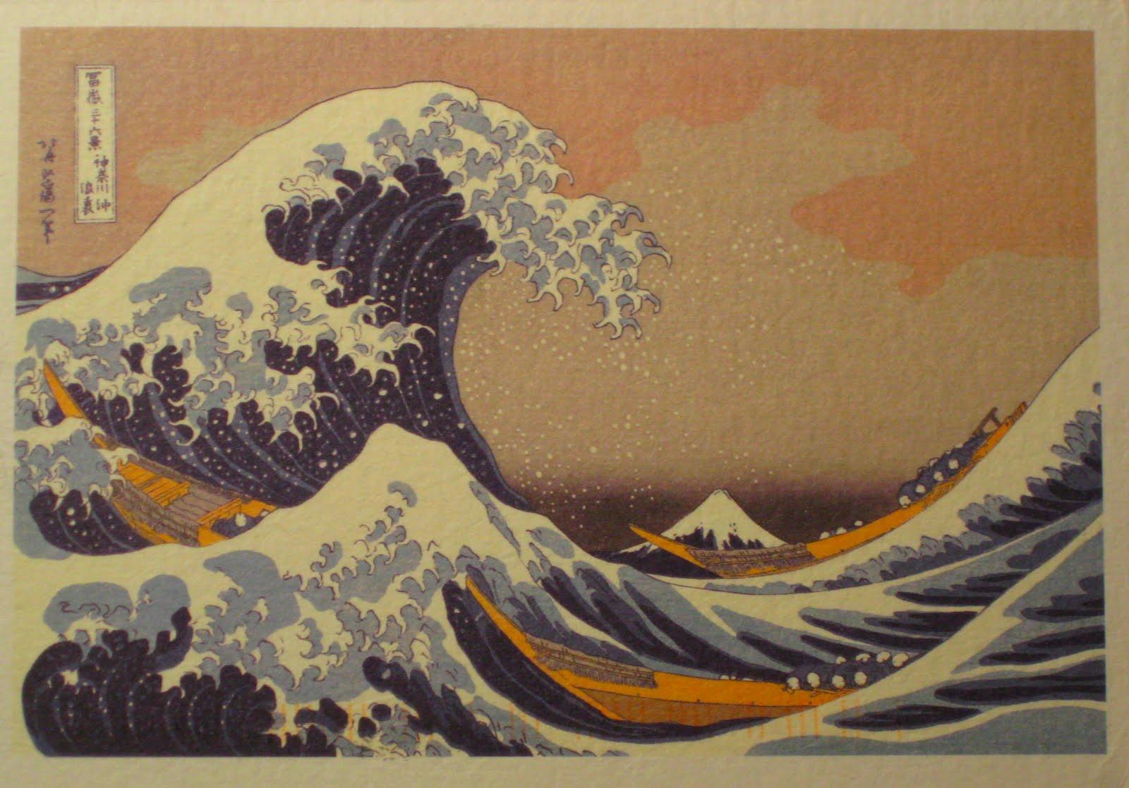 Wallpaper Hokusai New hd wallon 1600x1117