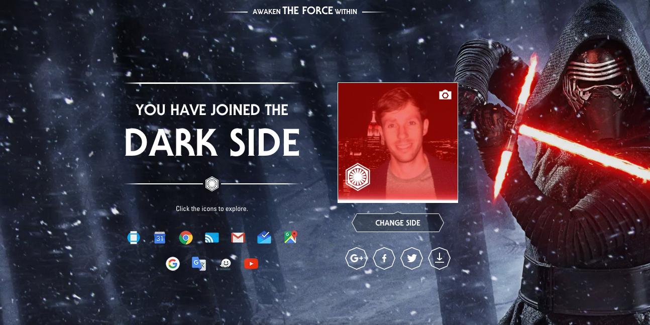 Google gives apps a Star Wars makeover   Business Insider 1294x647
