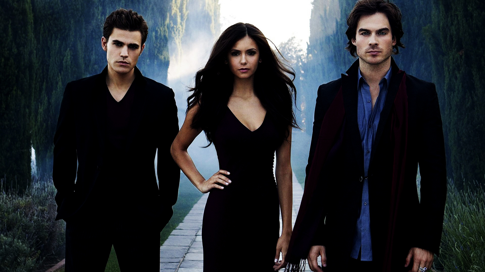 Vampire Diaries Characters HD Wallpapers HD Wallpapers Backgrounds 1600x900