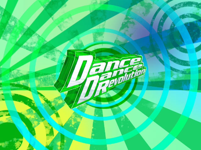 Dance Dance Revolution 640x480