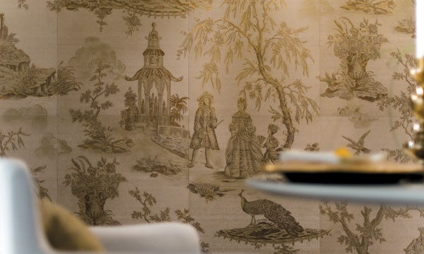 Ceramic Tiles That Look Like Wallpaper Favorite Places Spaces P 600x360