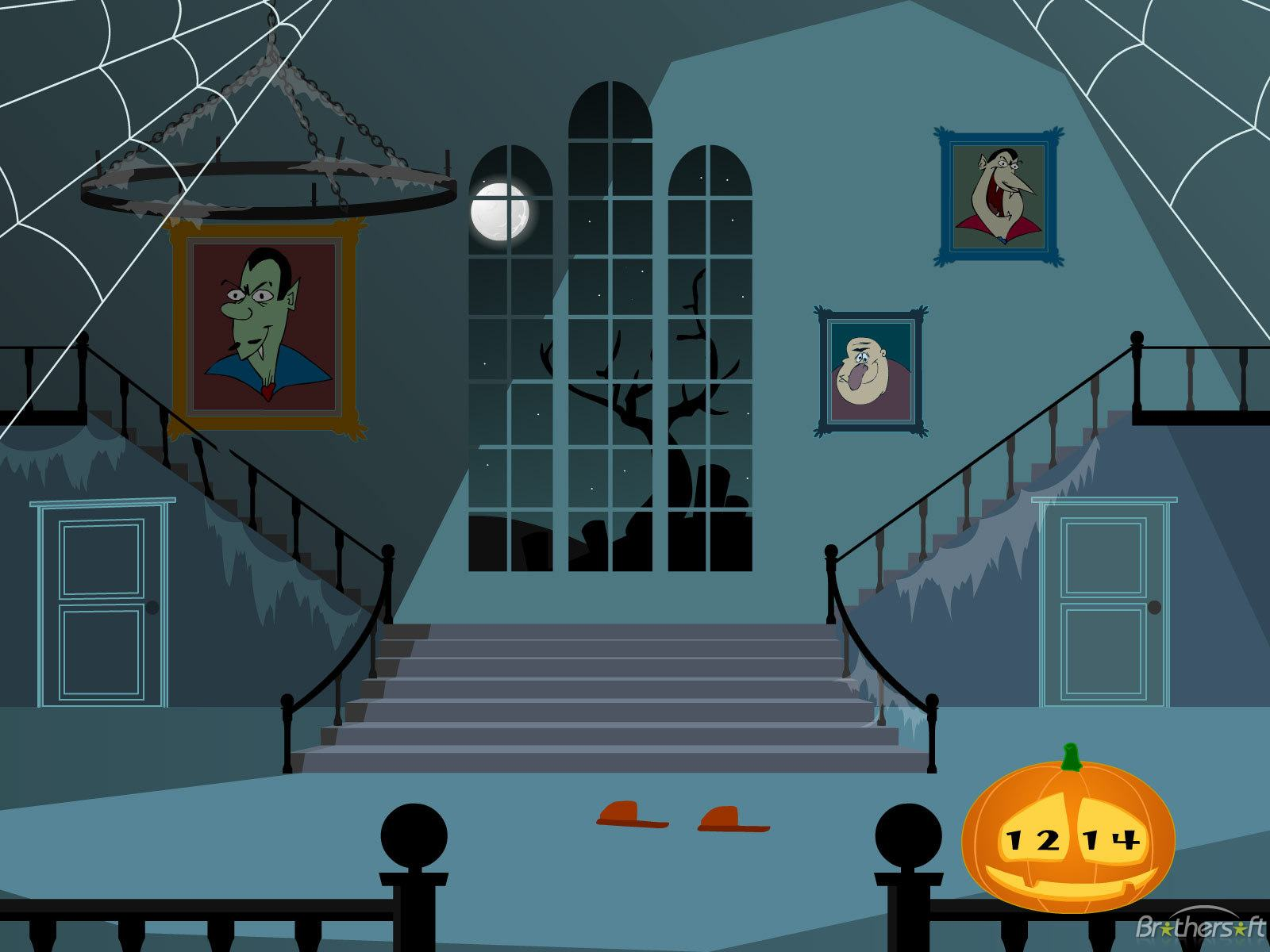 haunted mansion wallpaper iphone