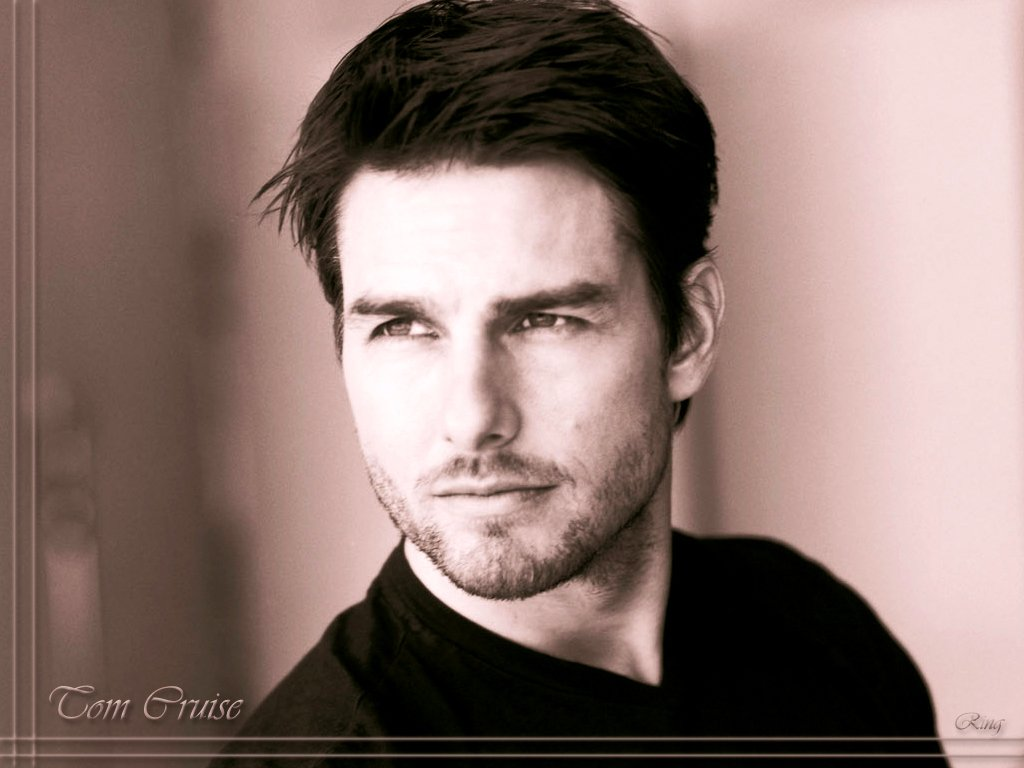 Download the Tom Cruise Profile Wallpaper Tom Cruise Profile 1024x768