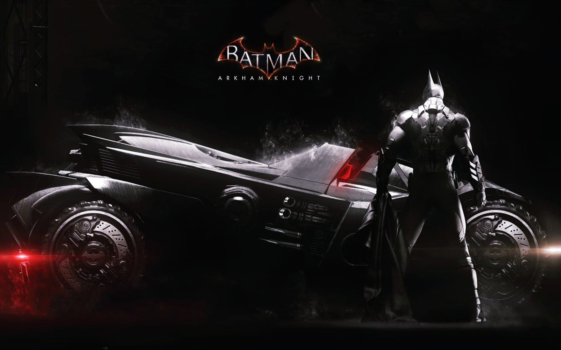 2014 Batman Arkham Knight Batmobile Exclusive HD Wallpapers 6463 1920x1200