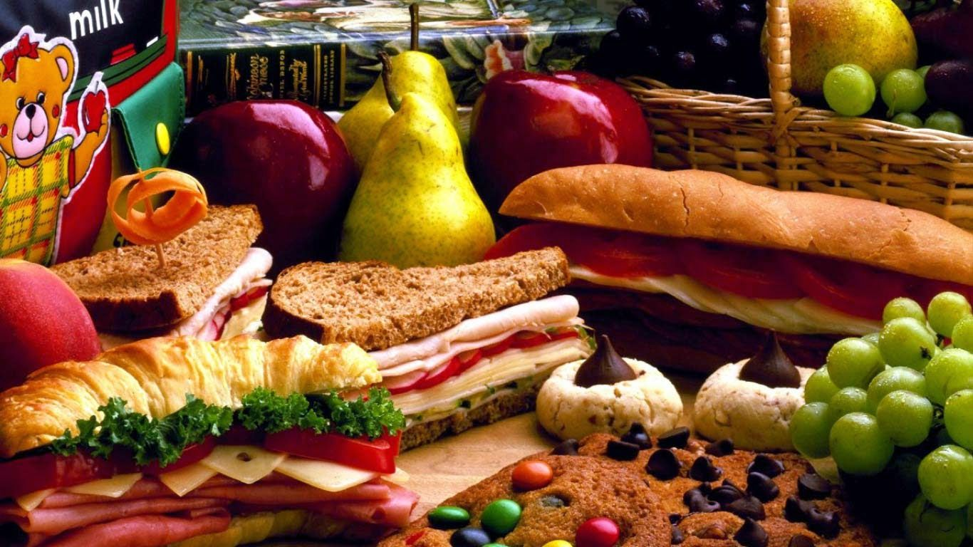 Delicious Food Wallpapers   Top Delicious Food Backgrounds 1366x768