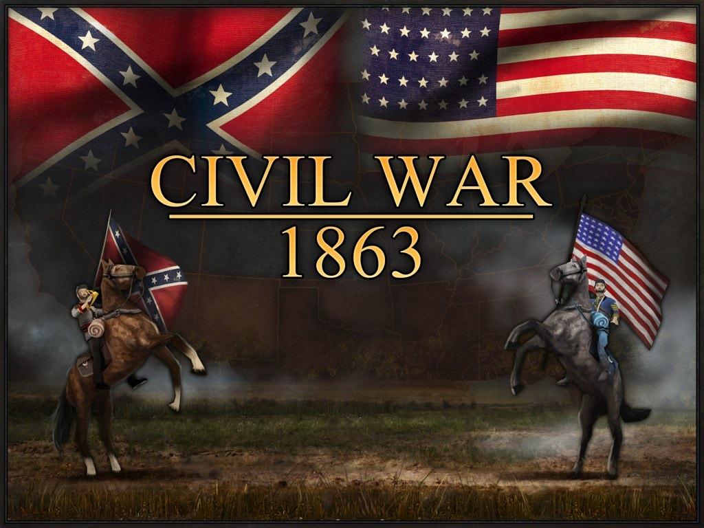 Free Civil War HD Wallpapers For Desktop