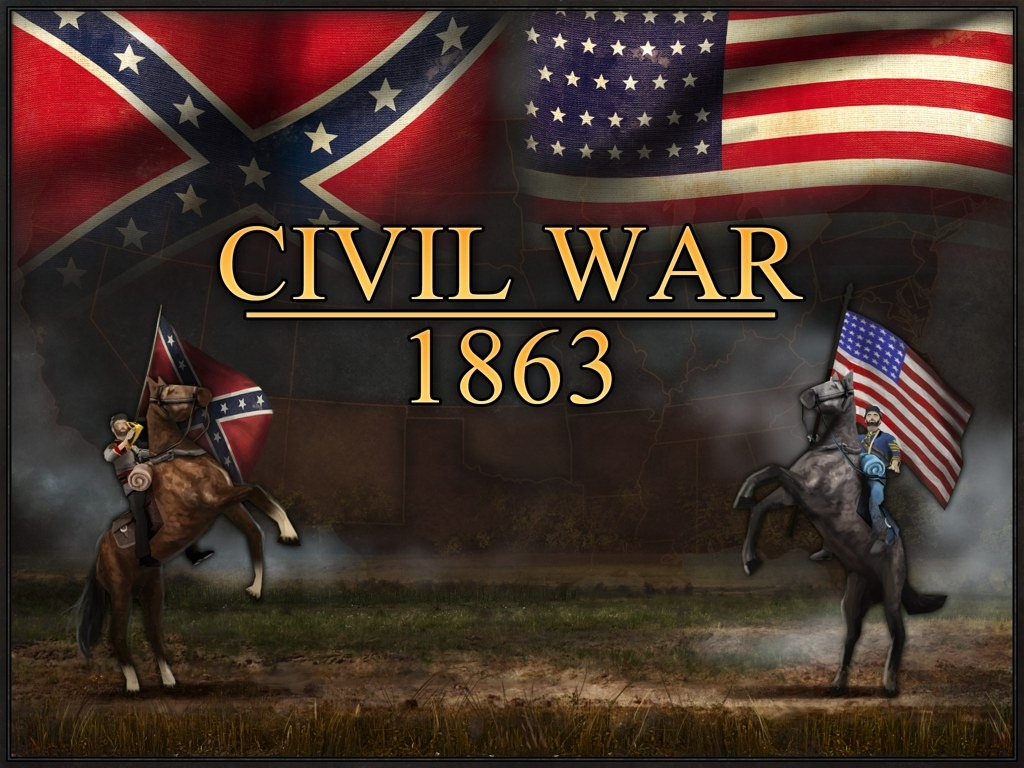 Civil War HD Wallpapers For Desktop 1024x768