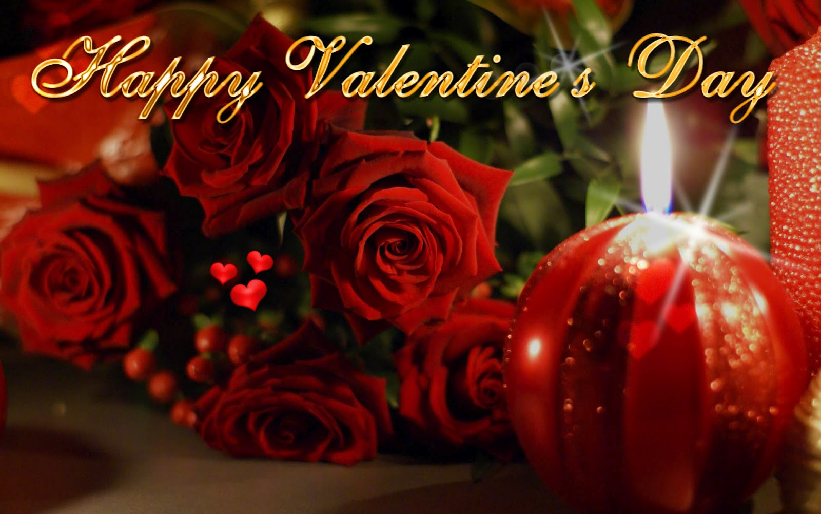 Happy Valentines Day I Love You Baby HD Wallpaper Background Images 1600x1001