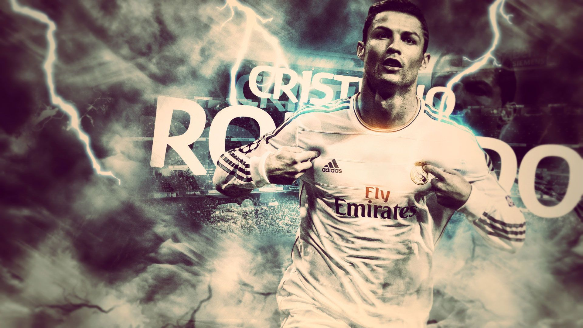 Wallpapers Cr7 2015 1920x1080