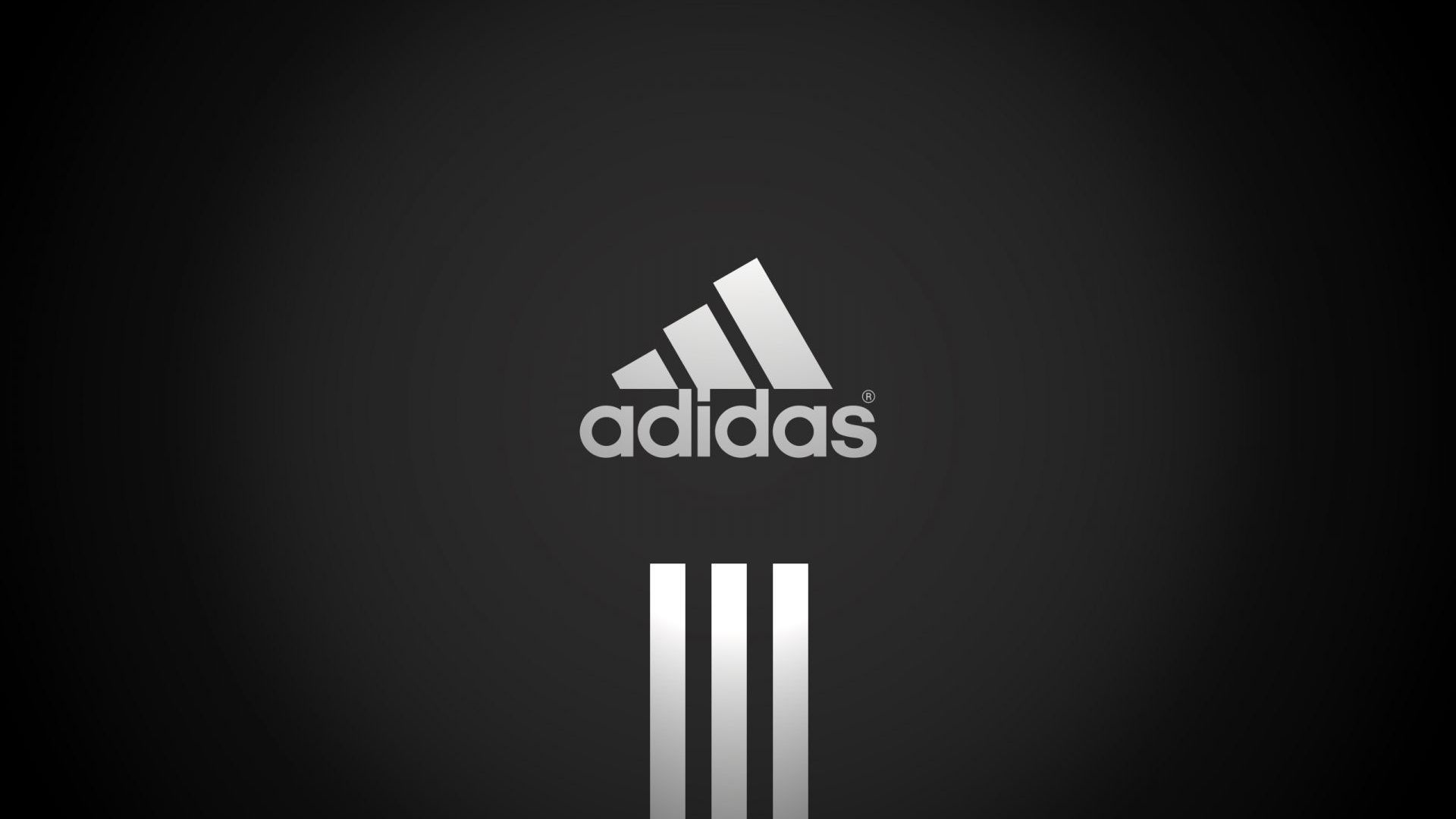Adidas Black 1080p HD Logo Desktop Wallpaper Places to Visit in 1920x1080