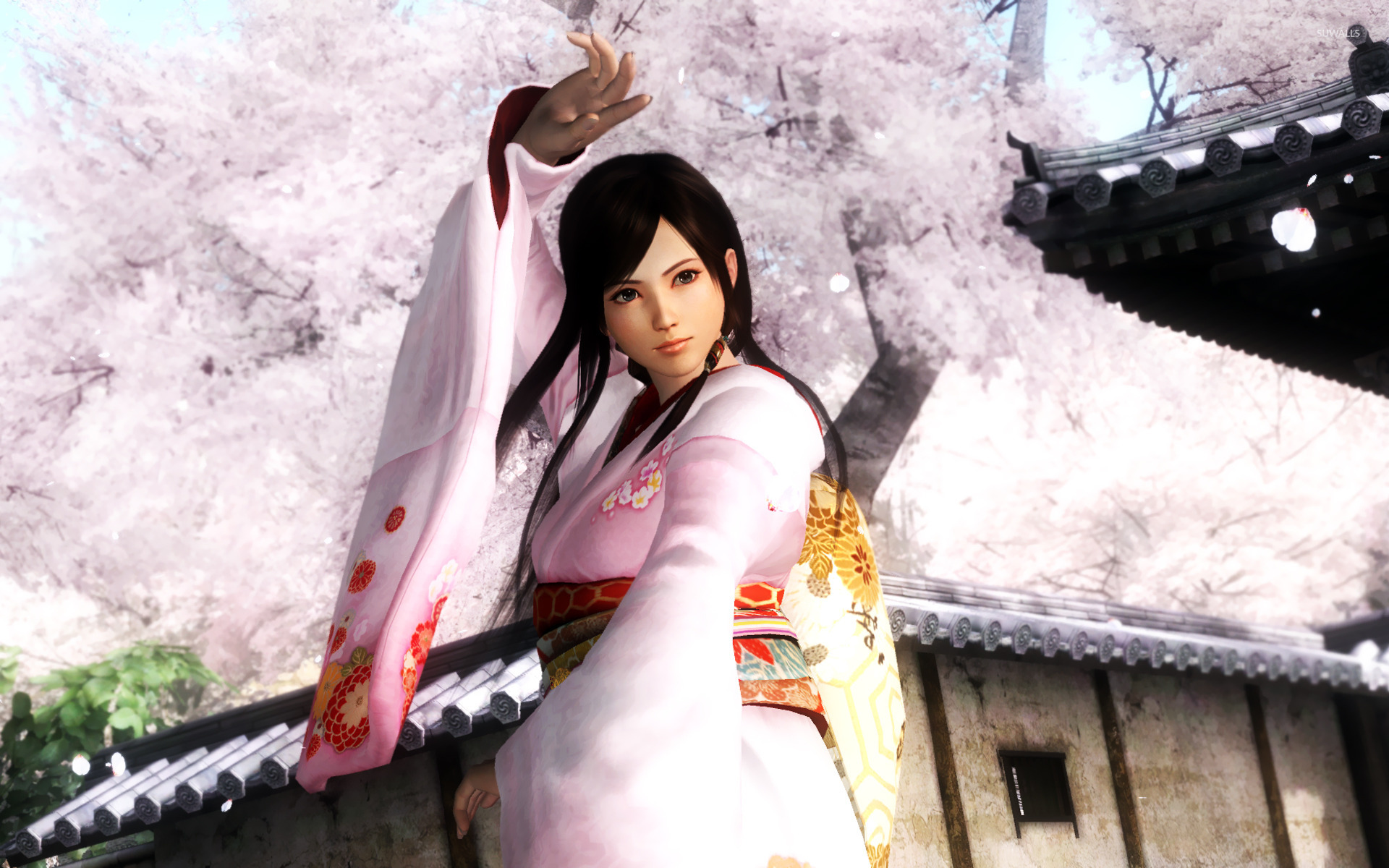 Kokoro   Dead or Alive 5 wallpaper   Game wallpapers   14762 1920x1200