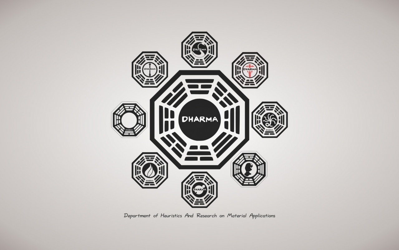 LOST Dharma Initiative wallpapers LOST Dharma Initiative stock 1280x804