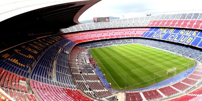 Camp Nou Barcelona Stadium HD Wallpaper HD Latest Wallpapers 660x330