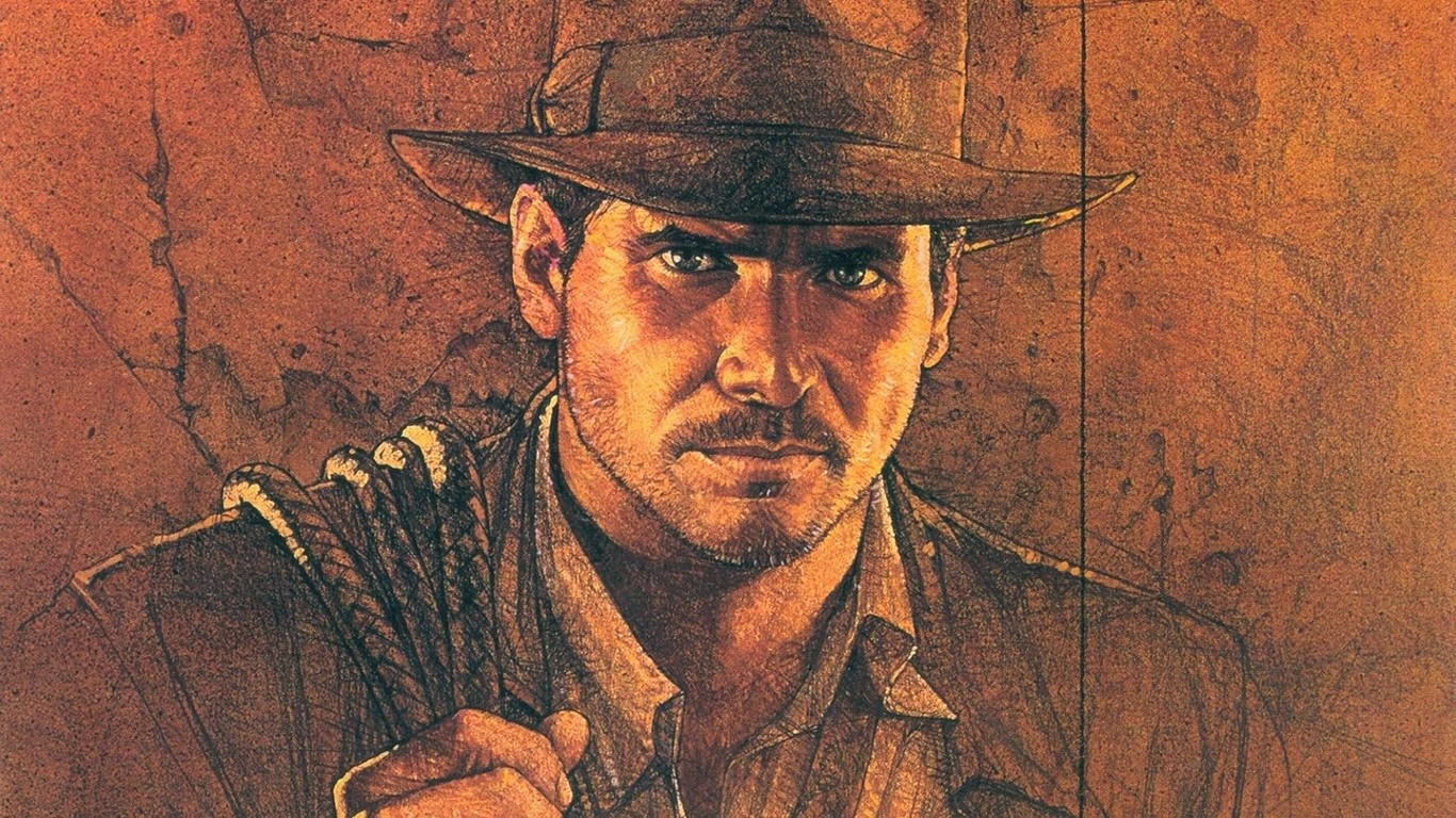 Indiana Jones wallpaper 5833 1366x768