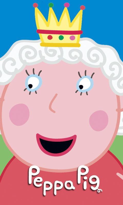 Download Peppa Pig Wallpaper Peppa Pig Wallpaper 10 Download 480x800
