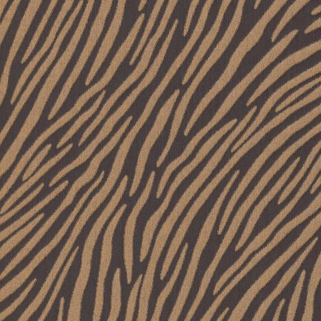Linen Zebra Textile Wallpaper R3238 double roll traditional wallpaper 640x640