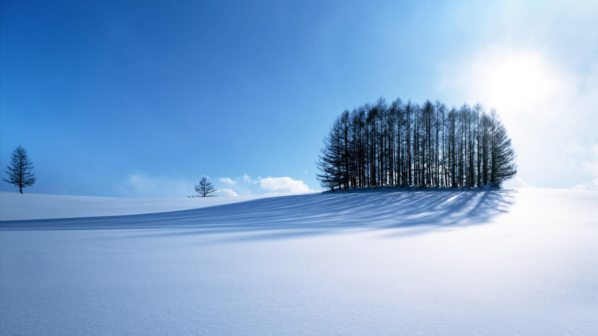 Winter Water HD Wallpaper 1920x1080