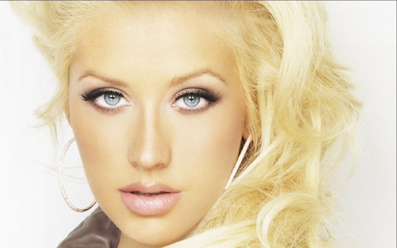 Lovely Christina Wallpaper   Christina Aguilera Wallpaper 1280x800