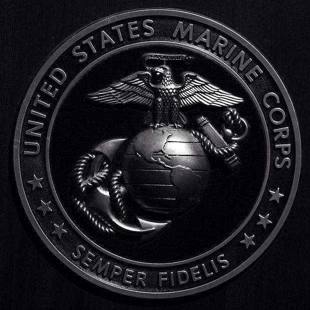 Usmc Logo Wallpaper: Semper Fi Wallpaper