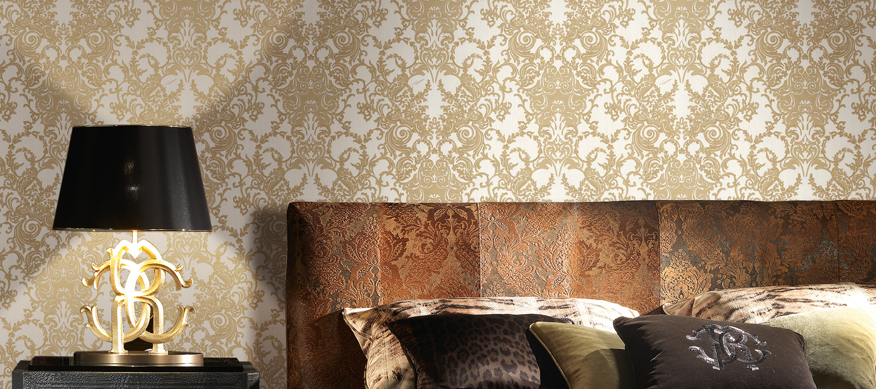 Roberto Cavalli Designed Wallpapers N1   Roberto Cavalli Wallpaper 1800x800