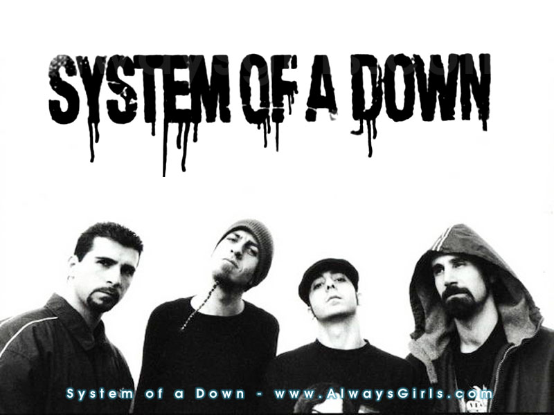 20 Wallpapers System of a Down   Taringa 800x600