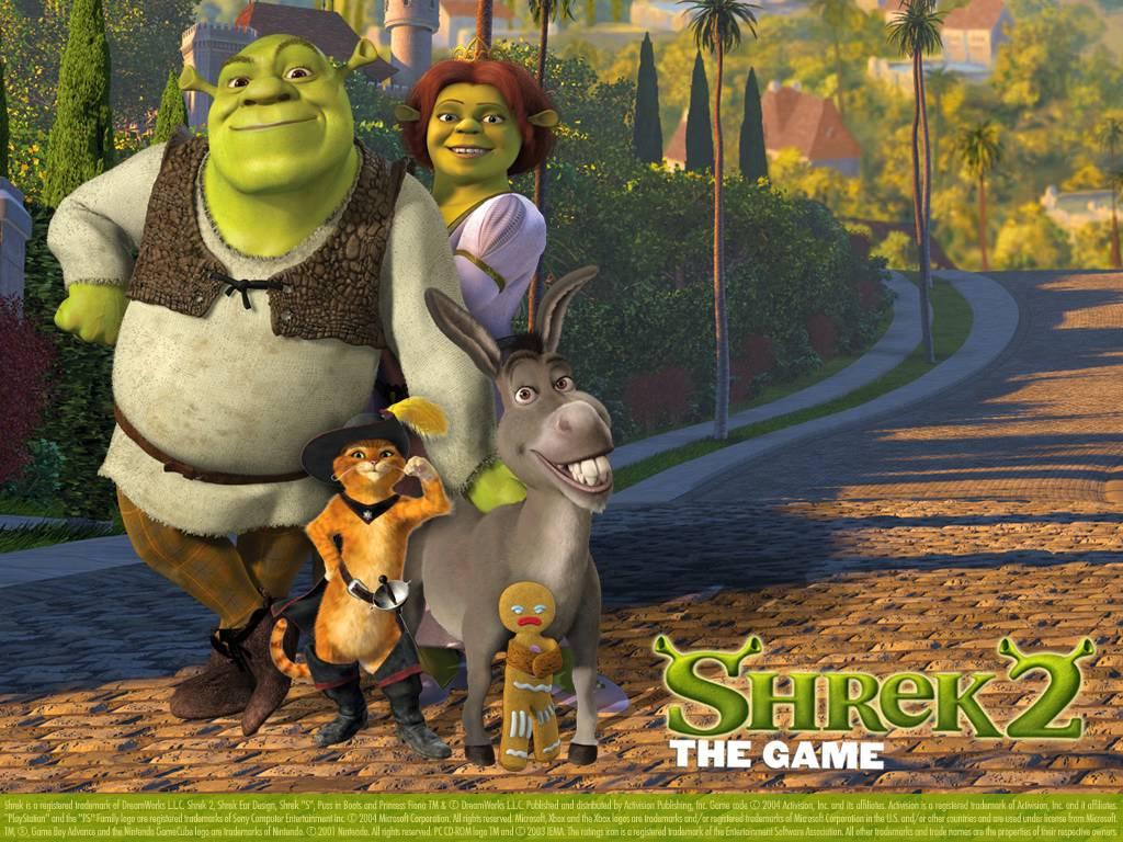 40 Fiona Wallpapers Shrek 2 On Wallpapersafari