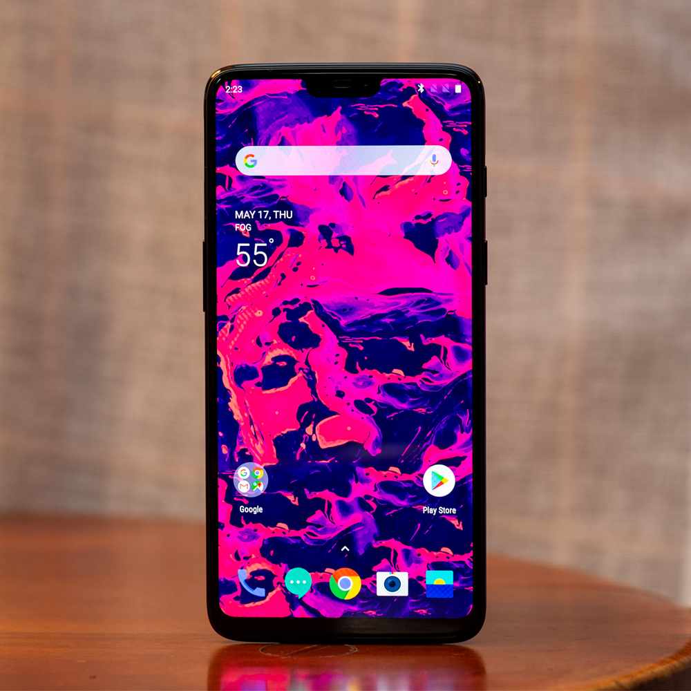 OnePlus 6 review new phone same compromises   The Verge 1000x1000