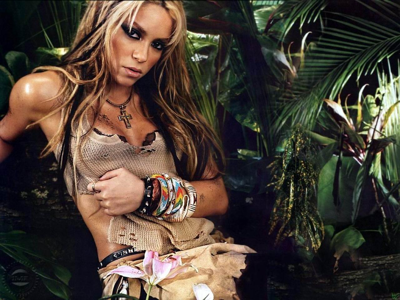 Musica Wallpapers gratis Shakira Fondos y wallpapers gratis para 1280x960