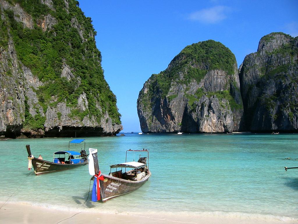 Thailand Beach Wallpaper Insta Wallpaper 1024x768