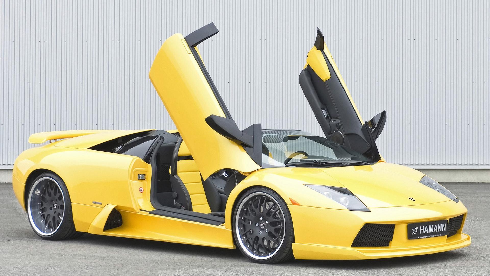 Yellow Lamborghini wallpaper 1920x1080 4199 1920x1080