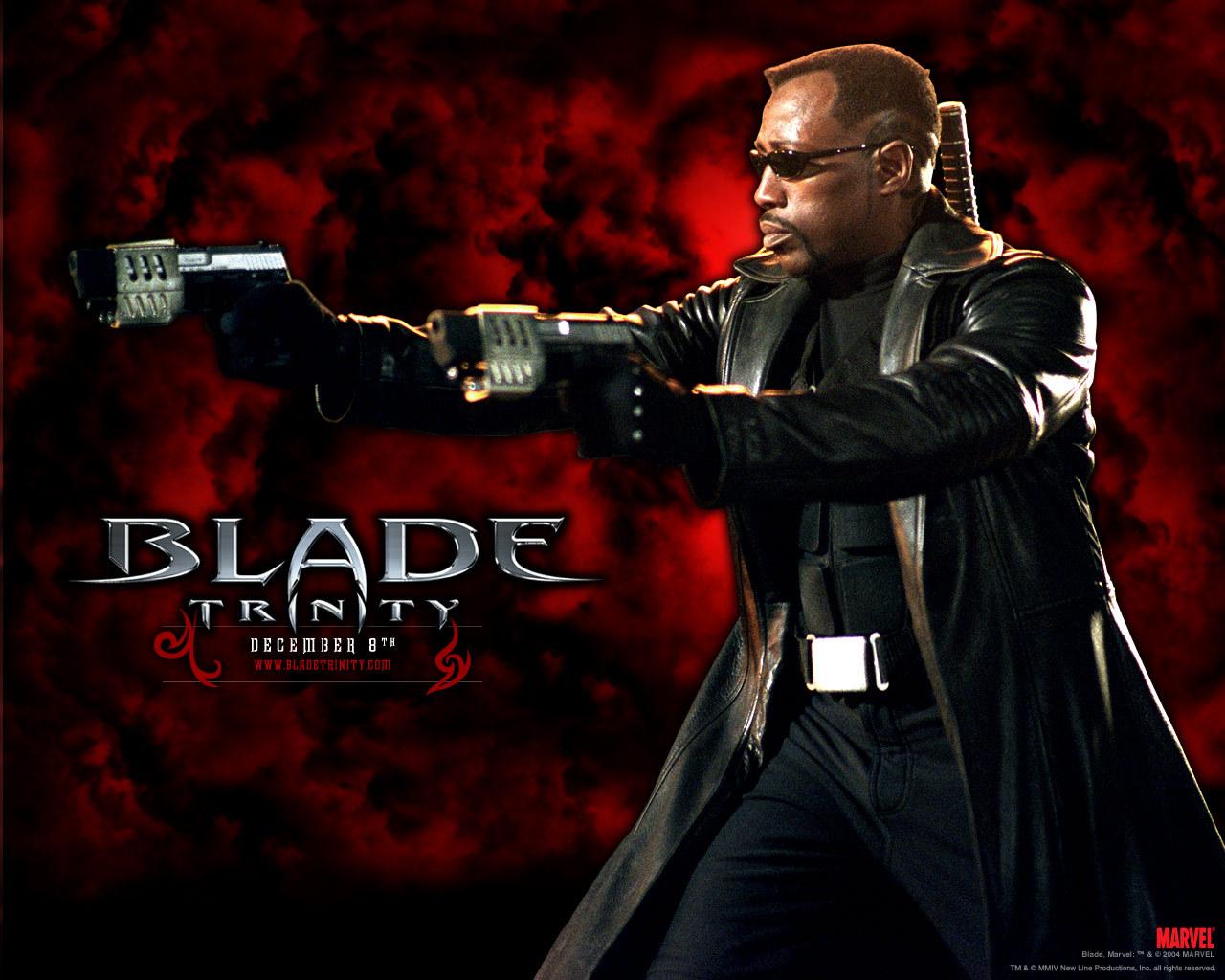 Blade Trinity   Blade Wallpaper 930542 1280x1024