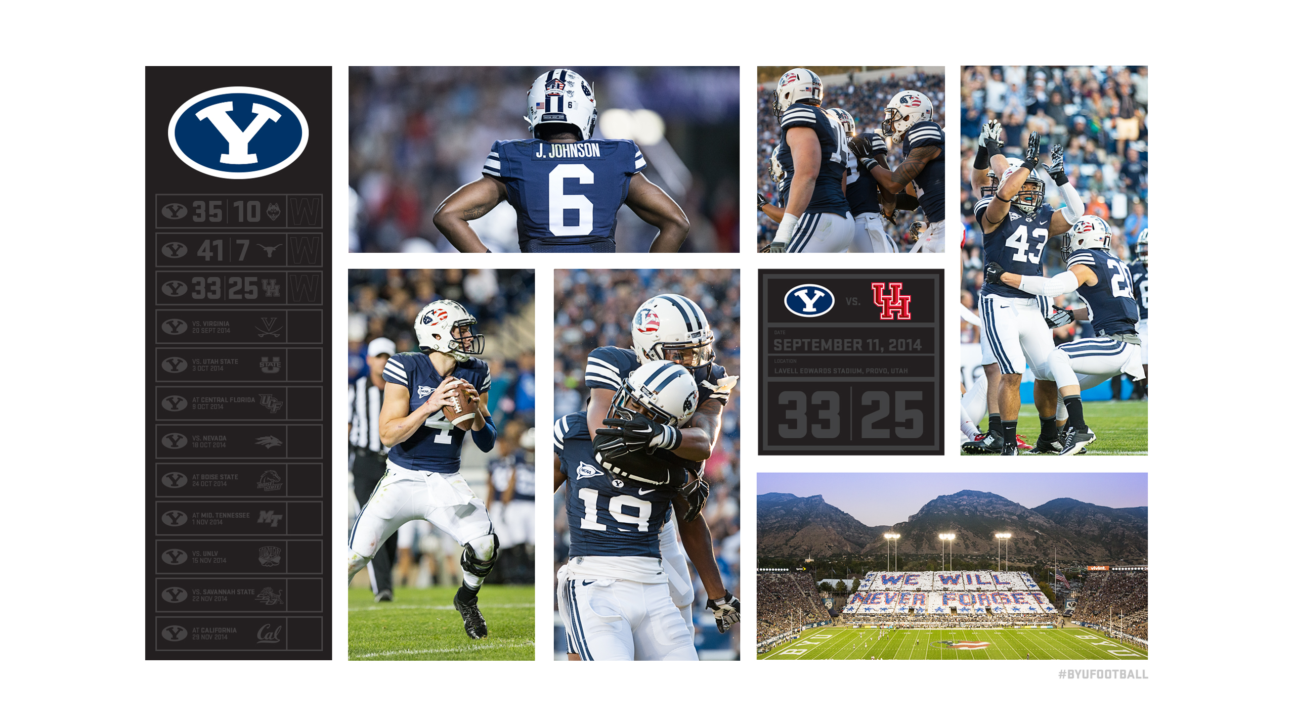 Latest Mens Football Wallpaper The Official Site of BYU Athletics 2560x1440